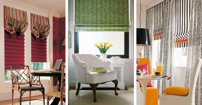 16 Fantastic Roman Blinds -3