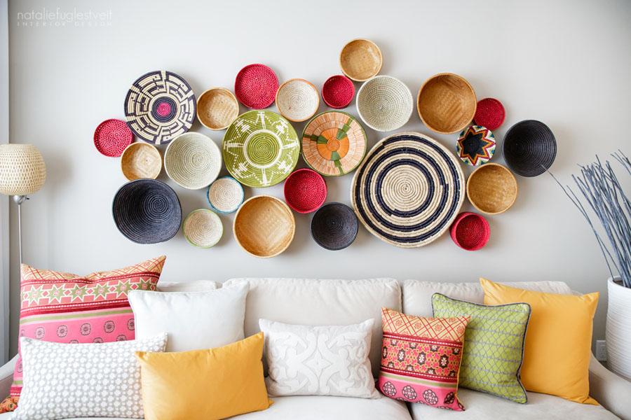 16 Effective Ways of Decorating That Will Brighten Up the Empty Wall