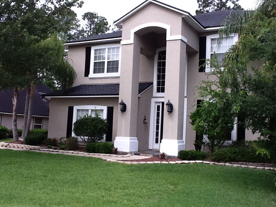 Delectable Stucco Style Houses