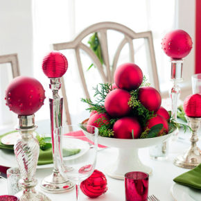 your choice of Christmas decoration