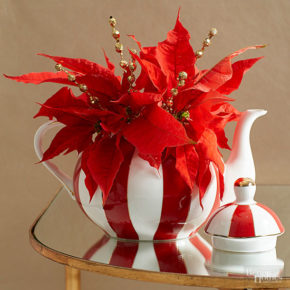 beauty Christmas centerpieces