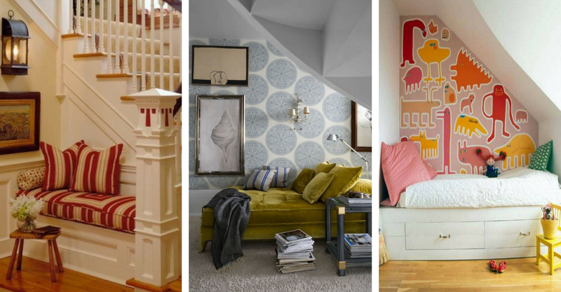 14 Lovely Under Stairs Nooks To Dream About-1