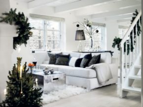 a breathtaking style of decoration for the holiday