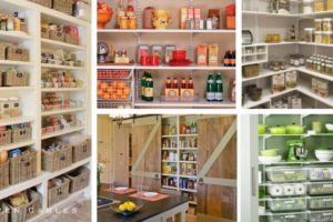 18 Easy and Creative Pantry Organization Ideas