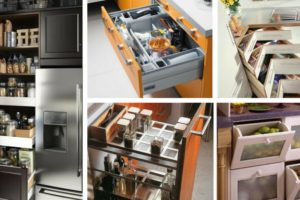 clever kitchen organization ideas
