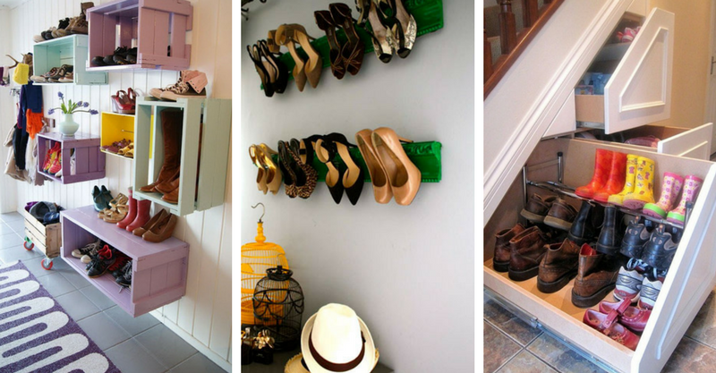 16 brilliant low cost ideas to store shoes page 12 of 16