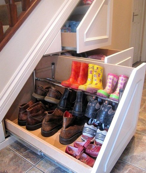16 Brilliant Low Cost Ideas To Store Shoes Page 7 Of 10