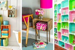 14 Ways to Bring Your Old Crates to Life-3