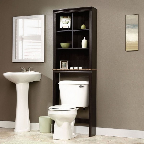 Cosy and sparingly bathroom furniture