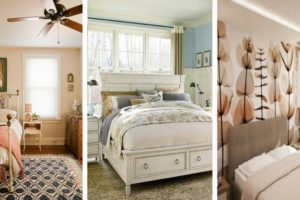 11 ways to make the small bedroom more spacious-F