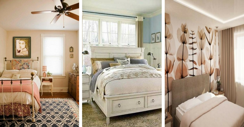 How To Make A Small Bedroom Feel Bigger on ways to make a vaulted ceiling bedroom appear bigger, ideas to make room bigger, make small bathroom look bigger, make the most out of a small bedroom,