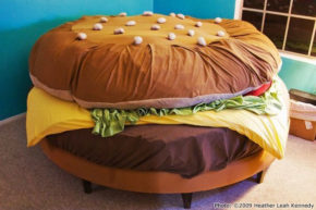 An advanced design of the night bed