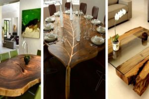 Non-traditional ideas for tables-F