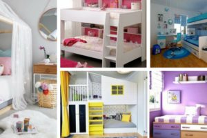 Kid's Room Interior