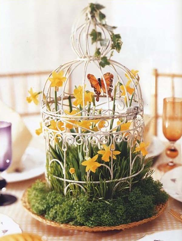 Floral Centerpieces for Easter