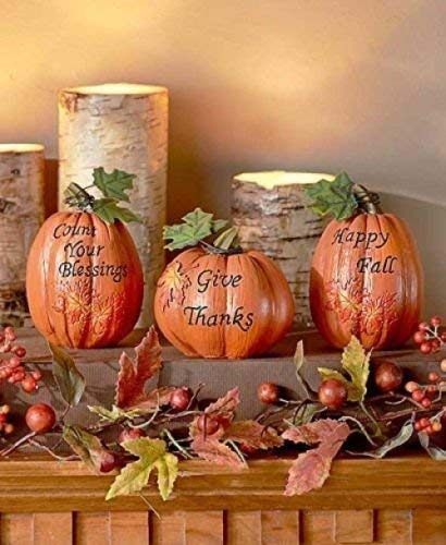 Fall Harvest Thanksgiving Country Decoration #Thanksgiving Day #decoration #homedecorimage
