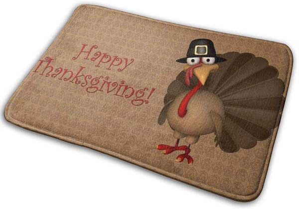Special Mat for the Holiday #Thanksgiving Day #decoration #homedecorimage