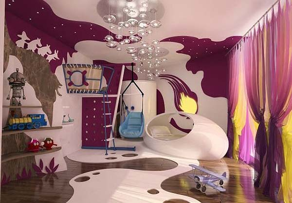 In the Kingdom of Fiction #teen rooms #decoration #homedecorimage