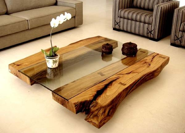 rustic coffee table ideas