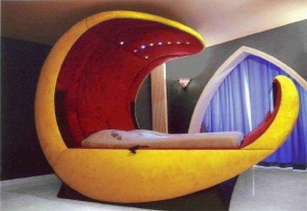 a bed for dreamers